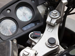 Kawasaki Disc Lock Accessory