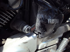 Yamaha Motorbike Accessories