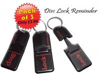 Motorcycle Accessories for disc locks